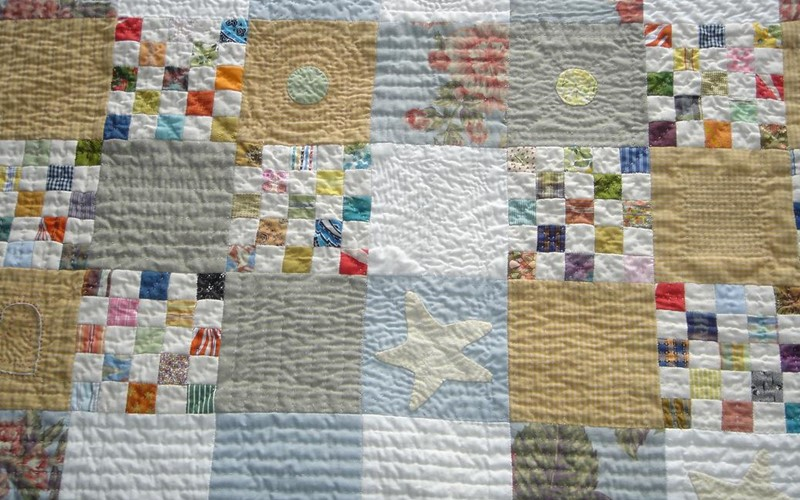 Quilted image